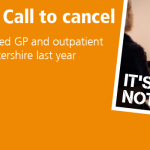 'No Show' campaign to tackle missed appointments in Gloucestershire