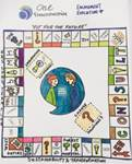 Photograph of the board game
