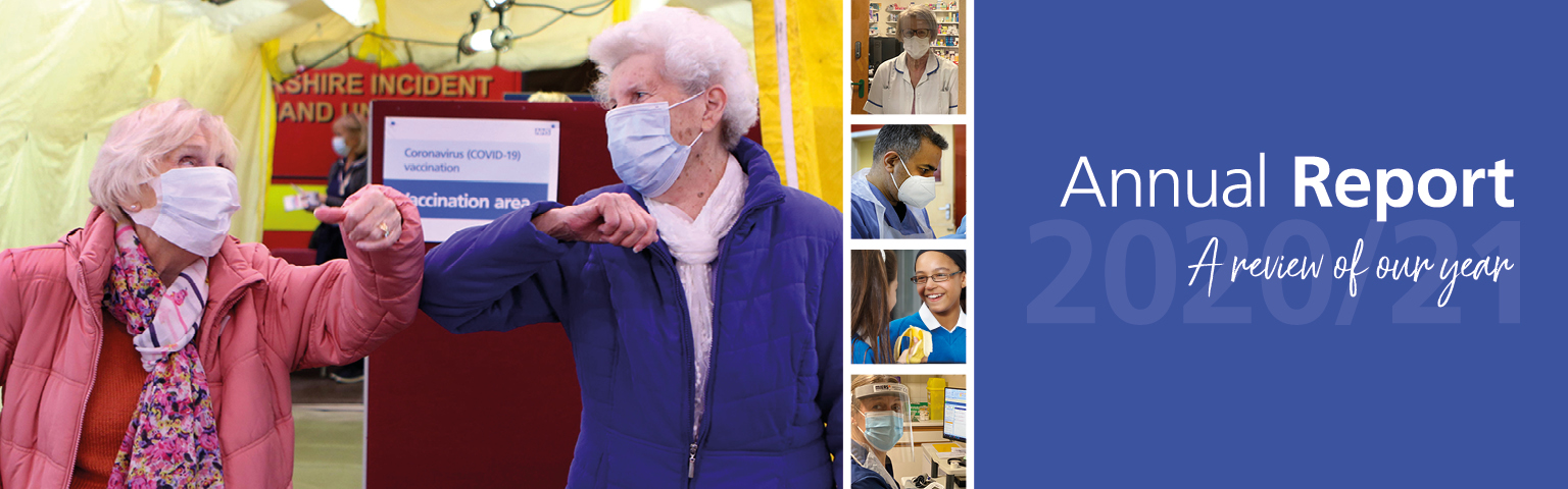 Read our latest annual report